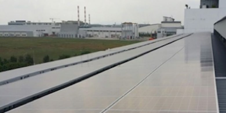 451kWp Commercial Solar PV System