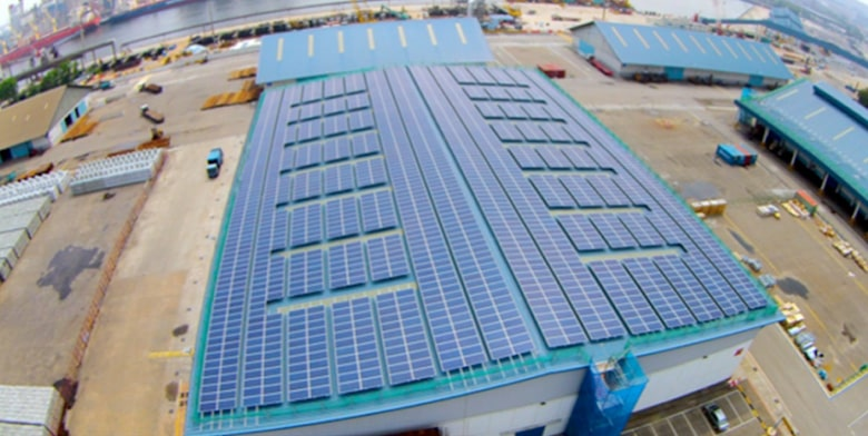 10MWp Commercial Solar PV System