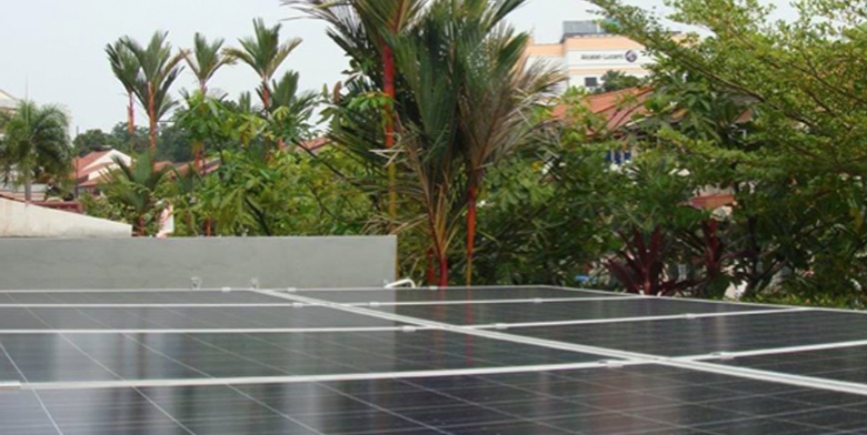 5.5 kWp Residential Solar PV System