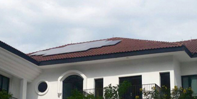 17.05 kWp Residential Solar PV System