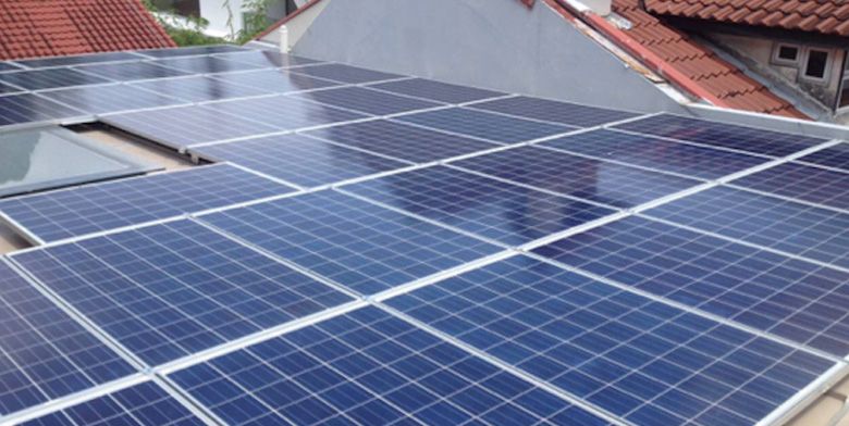 10.75 kWp Residential Solar PV System
