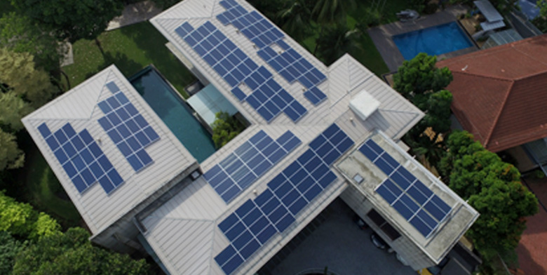 54.18 kWp Residential Solar PV System