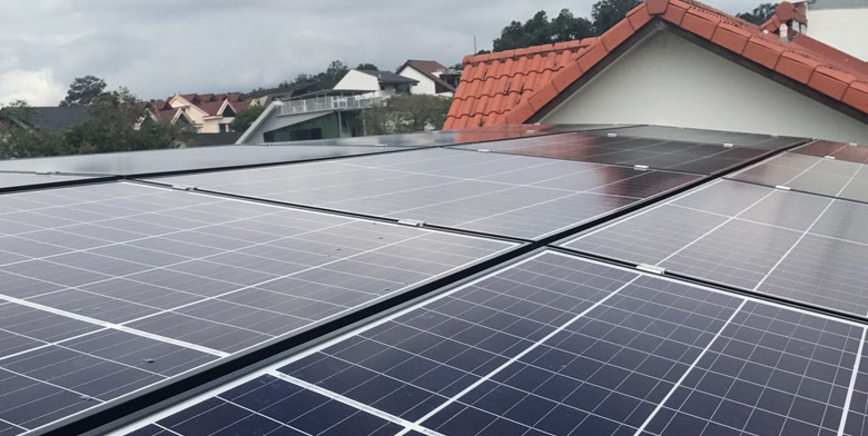 8.12 kWp Residential Solar PV System