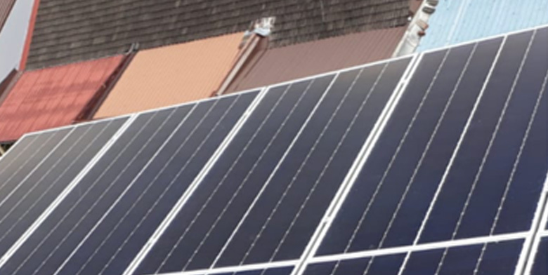 9.48 kWp Residential Solar PV System