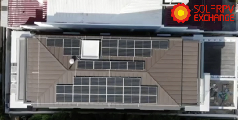 11.85 kWp Residential Solar PV System