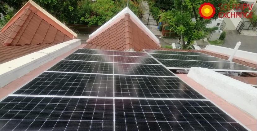 7.49 kWp Residential Solar PV System