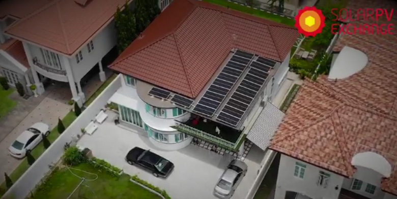 8.58 kWp Residential Solar PV System