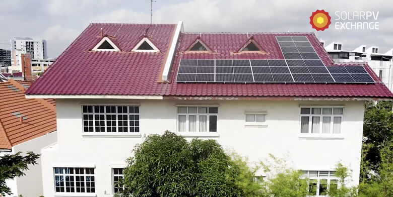 7.83 kWp Residential Solar PV System